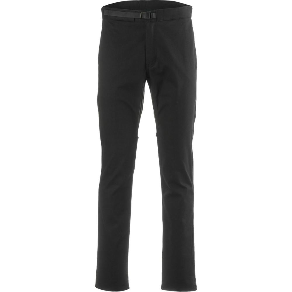 トポ・デザイン Topo Designs メンズ クライミング ウェア【Climb Pant】Black