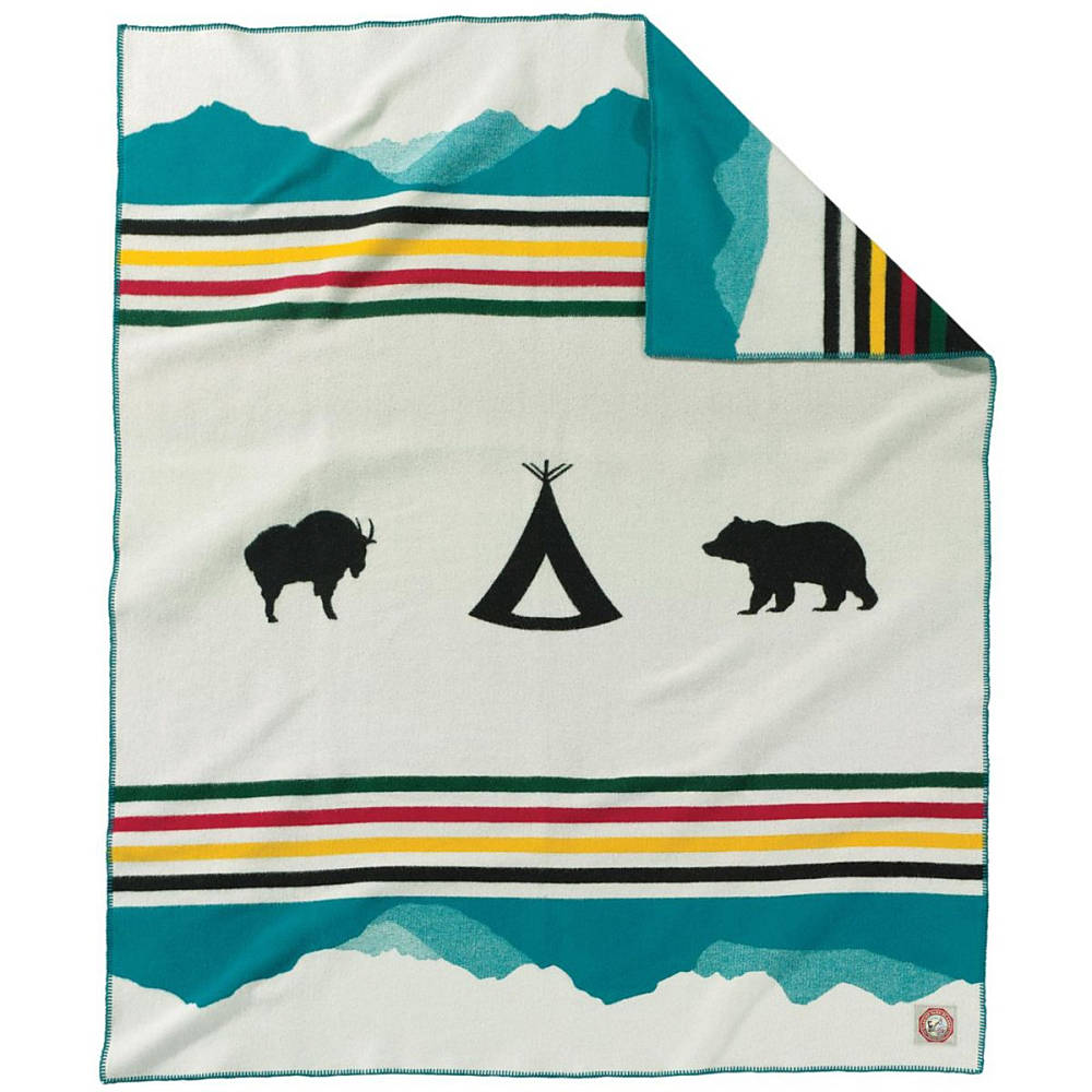 魅力的な ペンドルトン Pendleton メンズ アクセサリー Anniversary ブランケット【Glacier Park Pendleton Anniversary Blanket Color】One Color, カミジマチョウ:27367c74 --- supercanaltv.zonalivresh.dominiotemporario.com