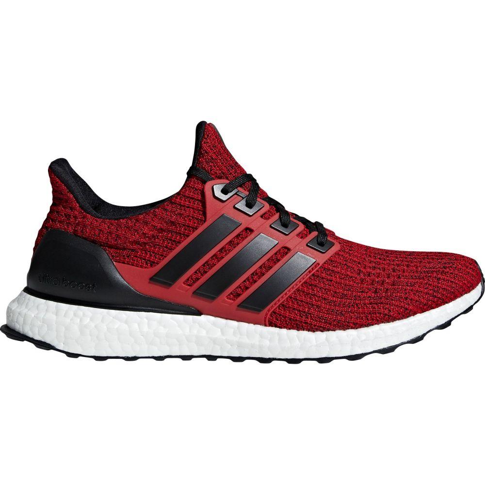 アディダス adidas メンズ ランニング・ウォーキング シューズ・靴【Ultraboost Running Shoes】Power Red/Black