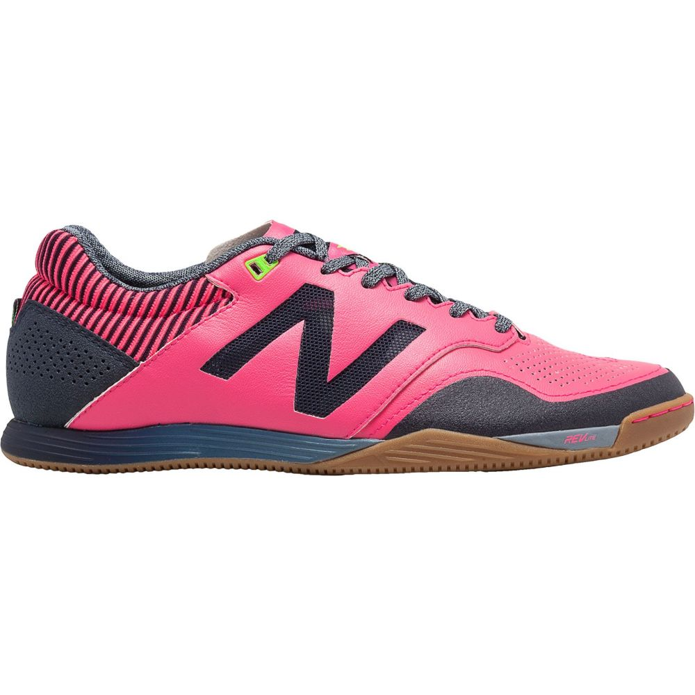 ニューバランス New Balance メンズ サッカー シューズ・靴【Audazo 2.0 Pro Indoor Soccer Shoes】Pink/Black