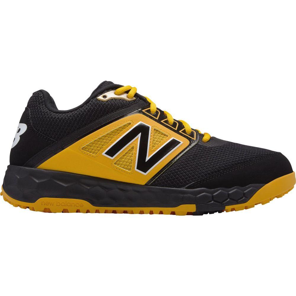 ニューバランス New Balance メンズ 野球 シューズ・靴【3000 V4 Turf Baseball Cleats】Black/Yellow