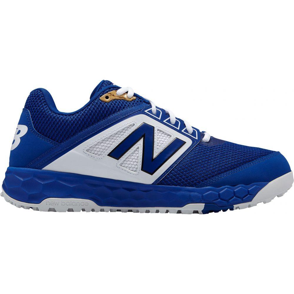 ニューバランス New Balance メンズ 野球 シューズ・靴【3000 V4 Turf Baseball Cleats】Royal/White