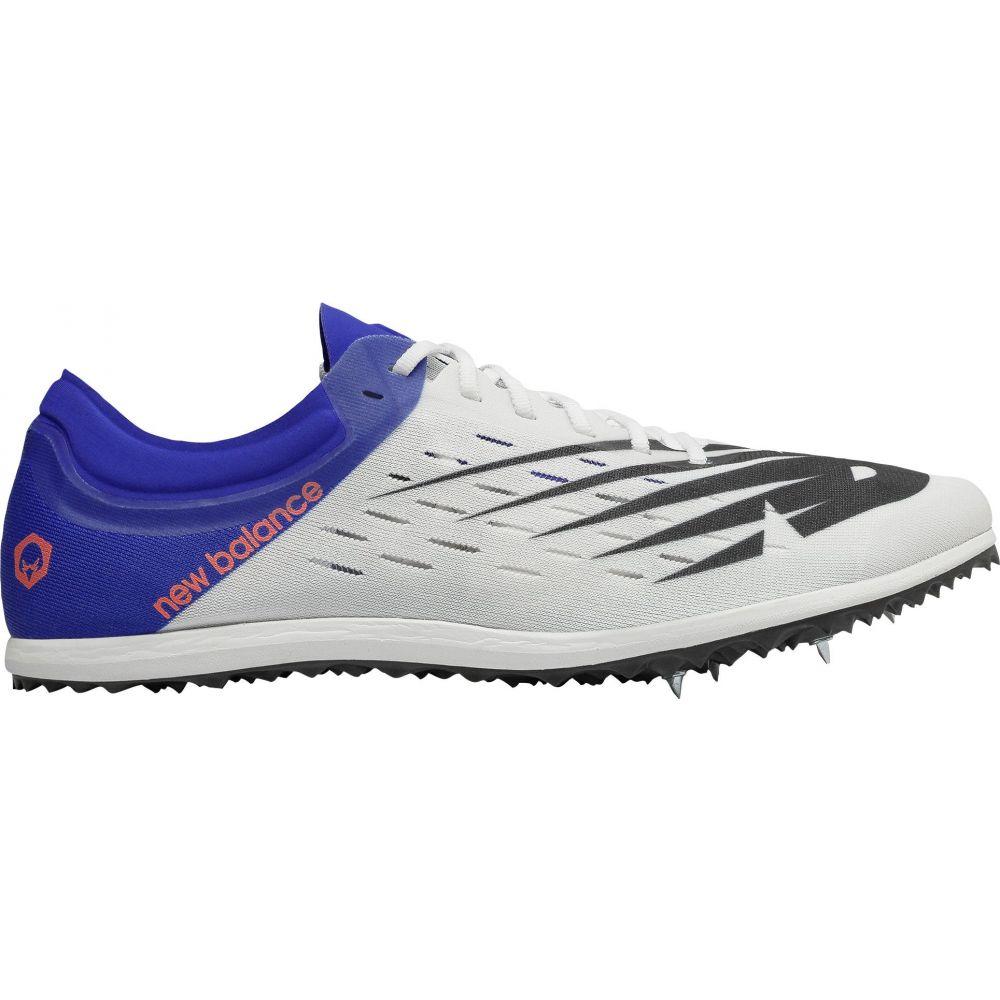 ニューバランス New Balance メンズ 陸上 シューズ・靴【ld5k v6 track and field shoes】White/Purple