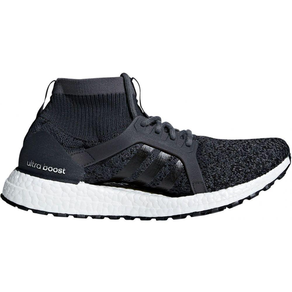 アディダス adidas レディース ランニング・ウォーキング シューズ・靴【ultraboost x all terrain trail running shoes】Carbon/黒