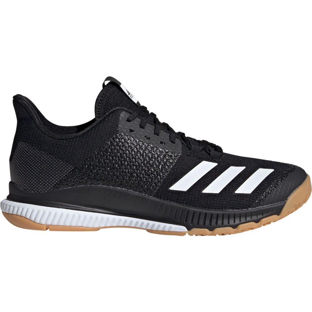 アディダス adidas レディース バレーボール シューズ・靴【crazyflight bounce 3 volleyball shoes】Black/Gum