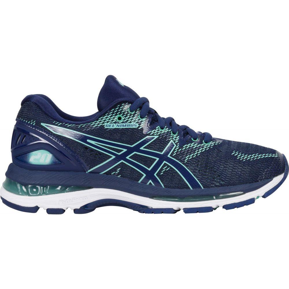 【限定セール!】 アシックス ASICS レディース ランニング・ウォーキング シューズ ASICS・靴【GEL-Nimbus アシックス 20 Shoes】Indigo Running Shoes】Indigo, アメカジのバックドロップbackdrop:4cbdf7c6 --- enduro.pl