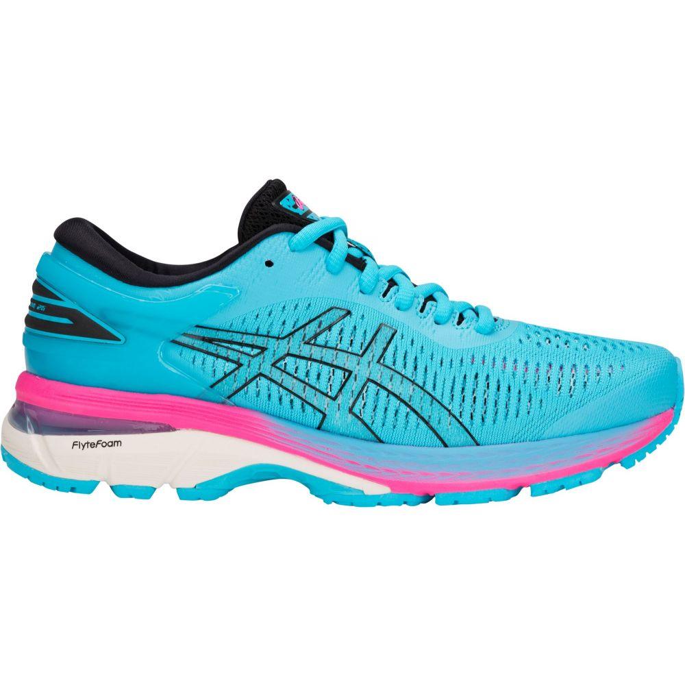 最新作の アシックス ASICS レディース ランニング・ウォーキング シューズ レディース・靴 25【GEL-Kayano Running 25 Running Shoes】Blue/Black, 業務用ソフトの専門店ソフトジャム:0f86b175 --- enduro.pl