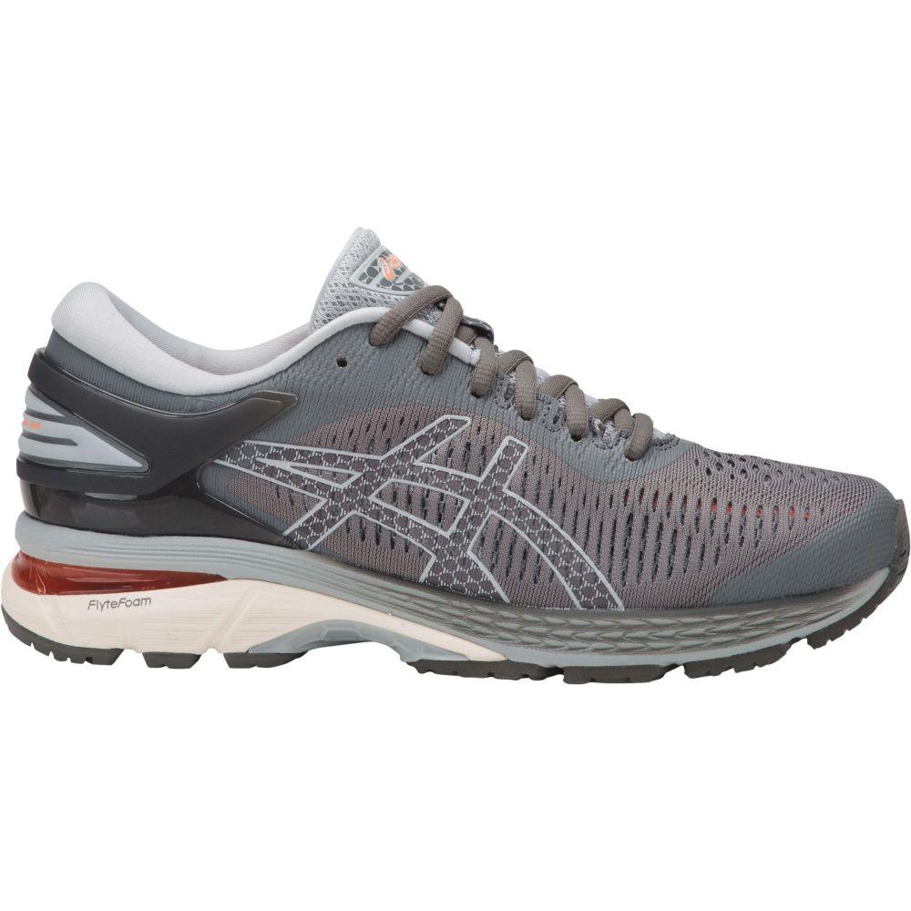 【NEW限定品】 アシックス ASICS 25 レディース ランニング・ウォーキング シューズ・靴 Running【GEL-Kayano ASICS 25 Running Shoes】Dark Grey/Grey, ほんだ農場:1e21a6e9 --- enduro.pl