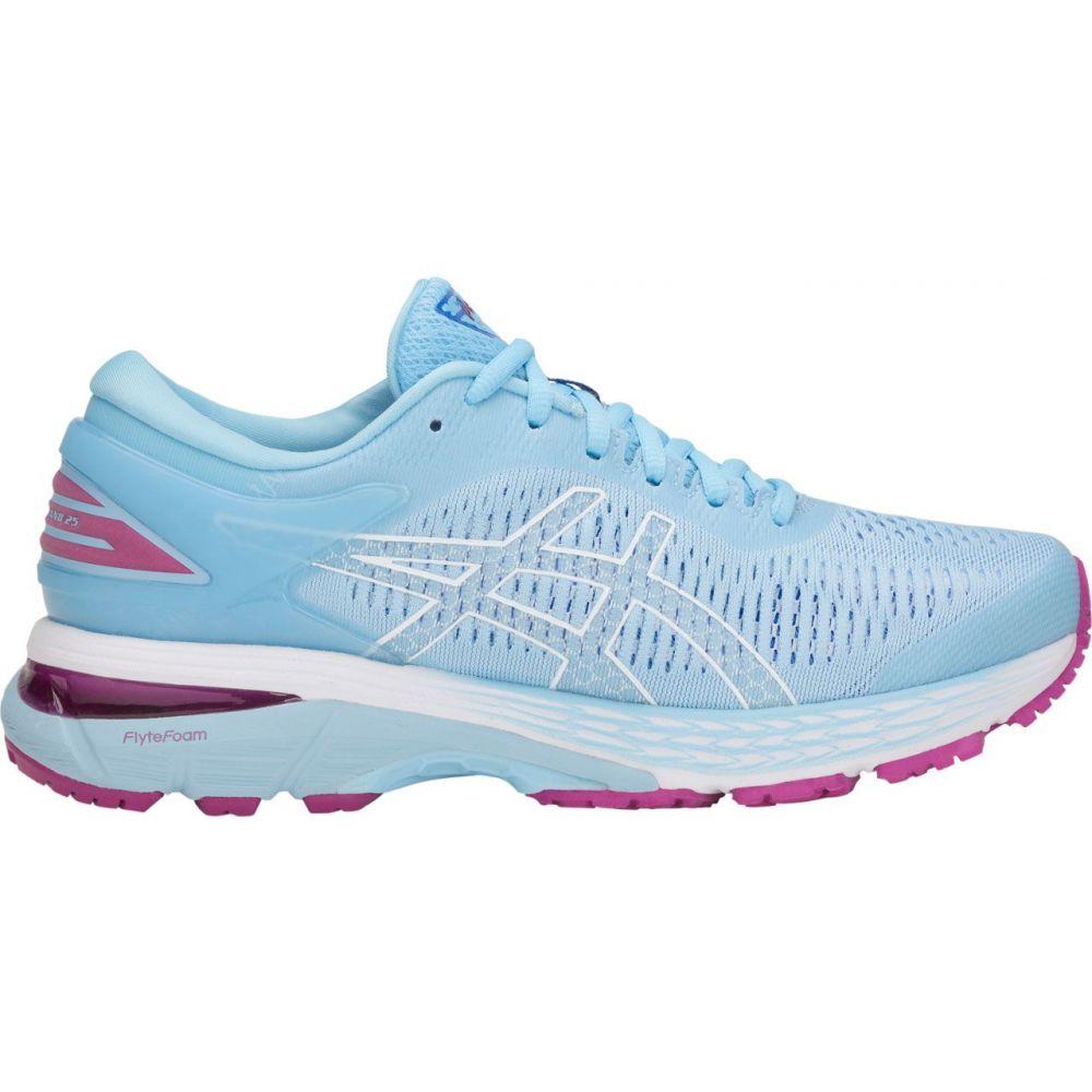 魅力的な アシックス ASICS レディース レディース Blue ランニング ASICS・ウォーキング シューズ・靴【GEL-Kayano 25 Running Shoes】Sky Blue, ヤベマチ:b37b289c --- enduro.pl