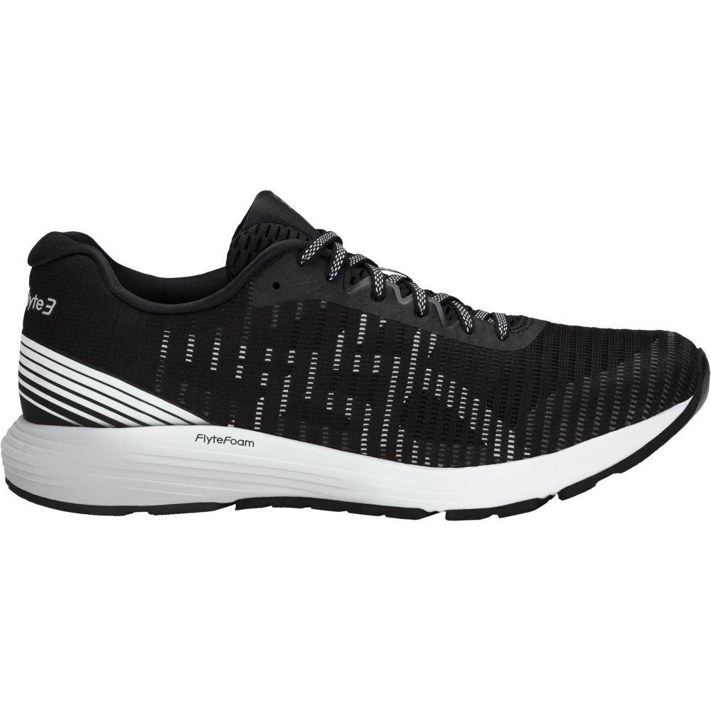 アシックス ASICS メンズ ランニング・ウォーキング シューズ・靴【DynaFlyte 3 Running Shoes】Black/White