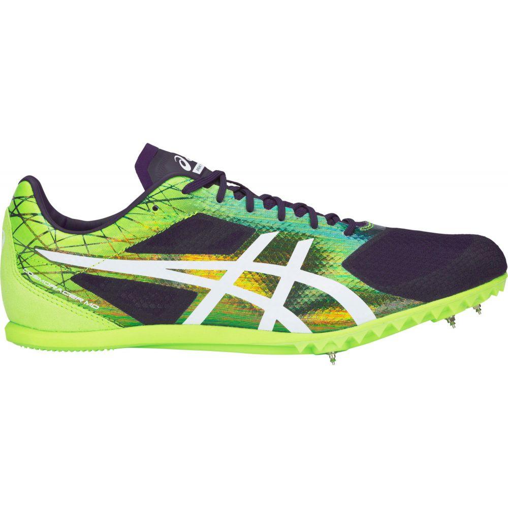アシックス ASICS メンズ 陸上 シューズ・靴【Cosmoracer MD Track and Field Shoes】Volt/White