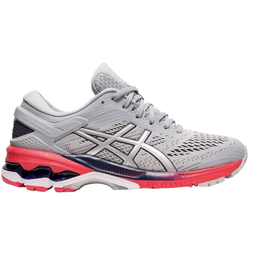【正規取扱店】 アシックス ASICS レディース ランニング・ウォーキング シューズ・靴 レディース【GEL-Kayano Running 26 ASICS Running Shoes】Grey/Pink/Silver, Hobby plus:93167d70 --- enduro.pl