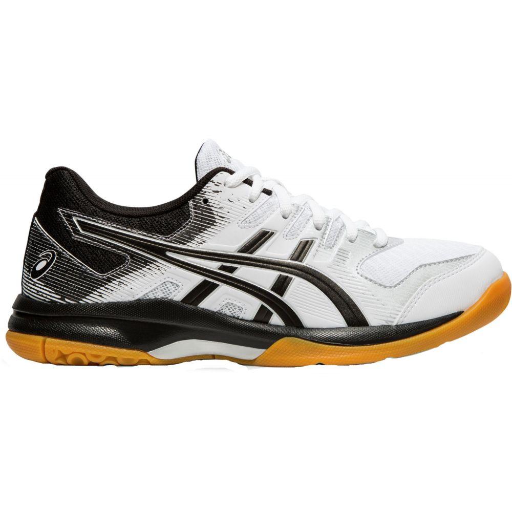アシックス ASICS レディース バレーボール シューズ・靴【gel-rocket 9 volleyball shoes】White/Black