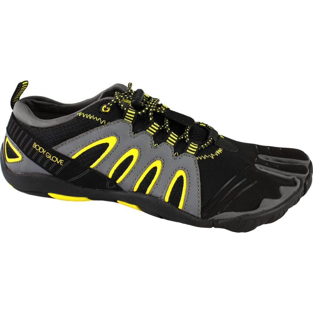 ボディーグローヴ Body Glove メンズ ウォーターシューズ シューズ・靴【3t barefoot warrior water shoes】Black/Yellow