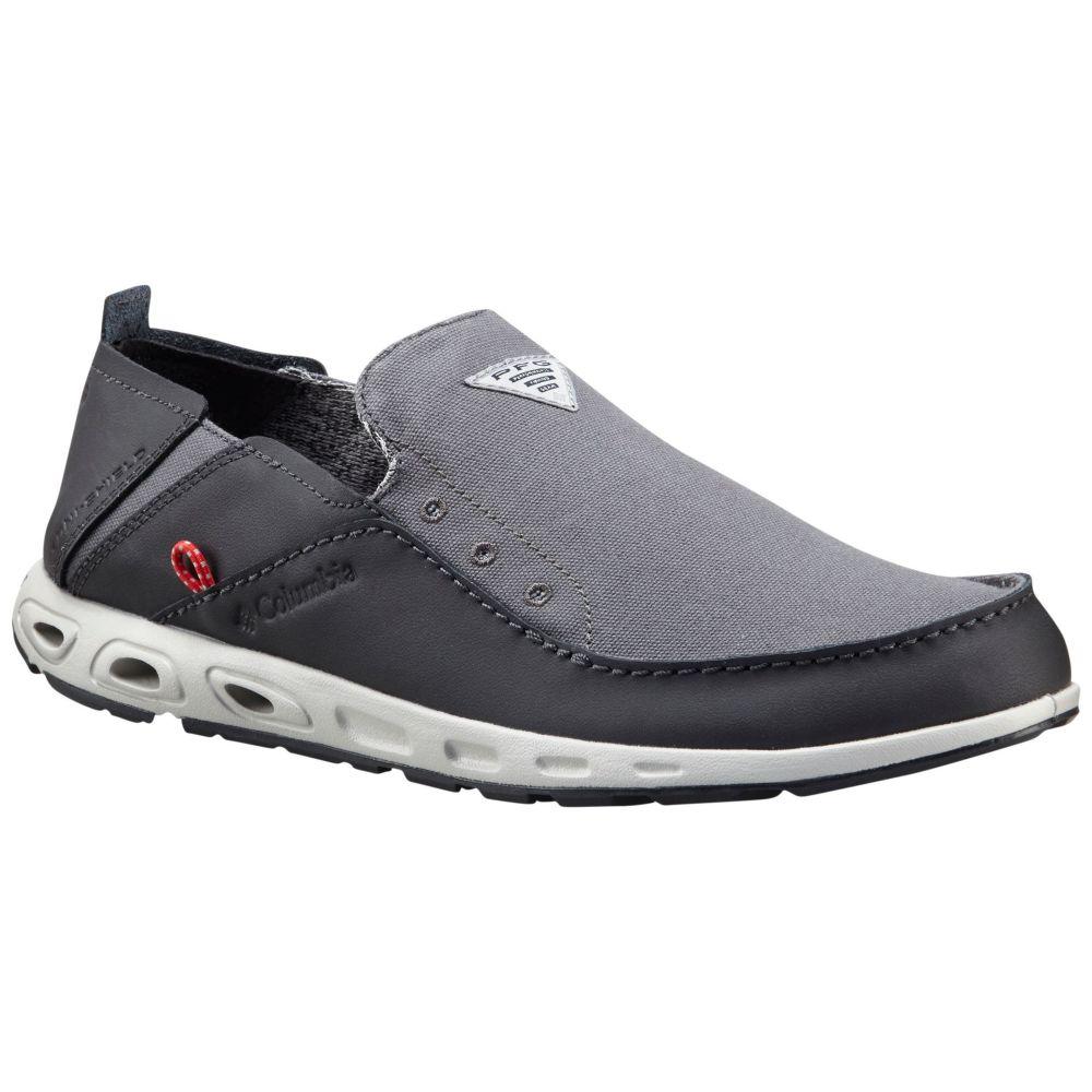 コロンビア Columbia メンズ 釣り・フィッシング シューズ・靴【PFG Bahama Vent Fishing Shoes】Titanium/Bright Red