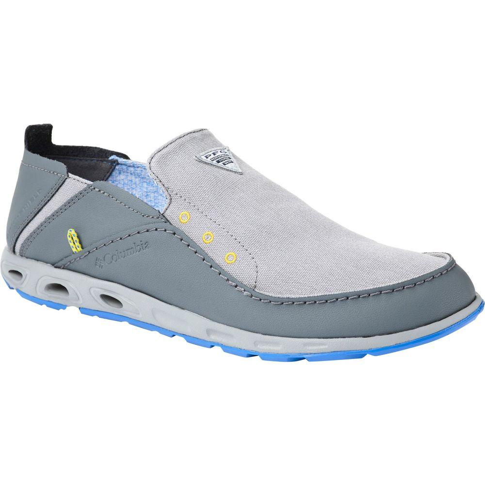 コロンビア Columbia メンズ 釣り・フィッシング シューズ・靴【PFG Bahama Vent Fishing Shoes】Graphite/Stormy Blue