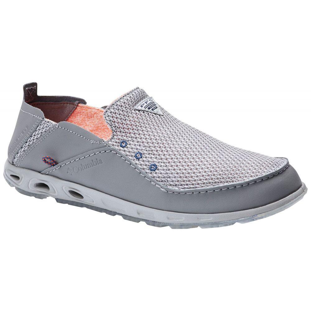 コロンビア Columbia メンズ 釣り・フィッシング シューズ・靴【PFG Bahama Vent Fishing Shoes】Ti Grey Steel/Tangy Orng