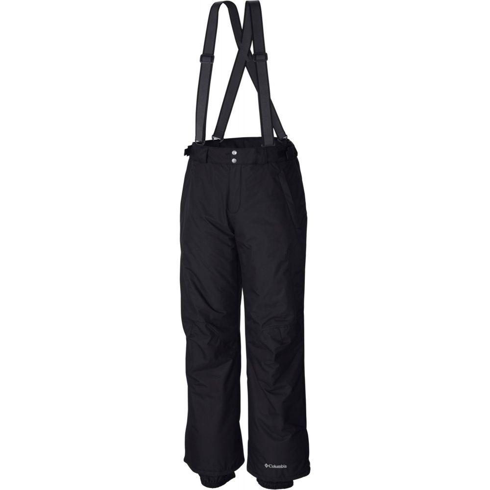 コロンビア Columbia メンズ ボトムス・パンツ 【bugaboo suspender pants】Black