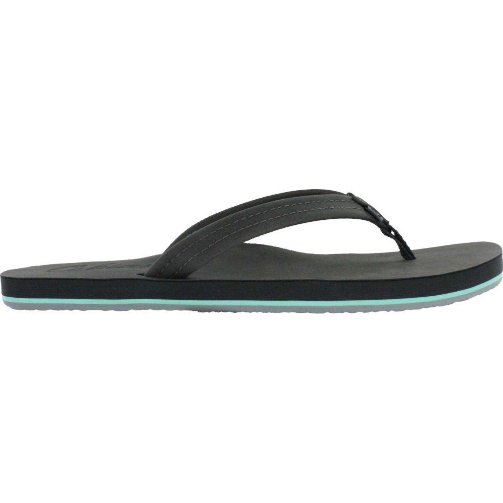 コビアン Cobian レディース シューズ・靴 ビーチサンダル【Pacifica Flip Flops】Charcoal