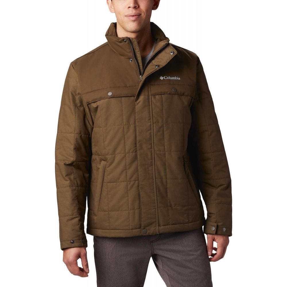 コロンビア Columbia メンズ アウター ジャケット【Ridgestone II Jacket】Olive Green