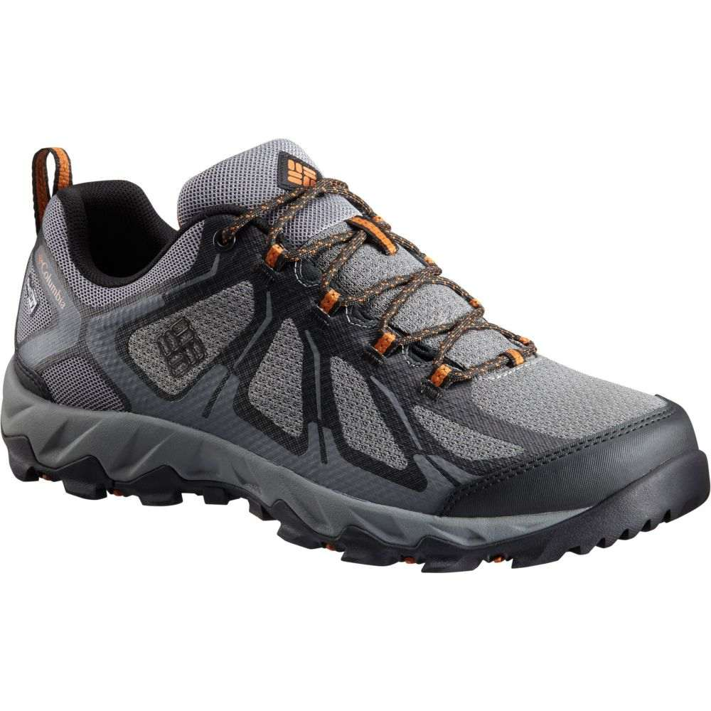 コロンビア Columbia メンズ ハイキング・登山 シューズ・靴【Peakfreak XCRSN II XCEL OutDry Waterproof Hiking Shoes】Grey