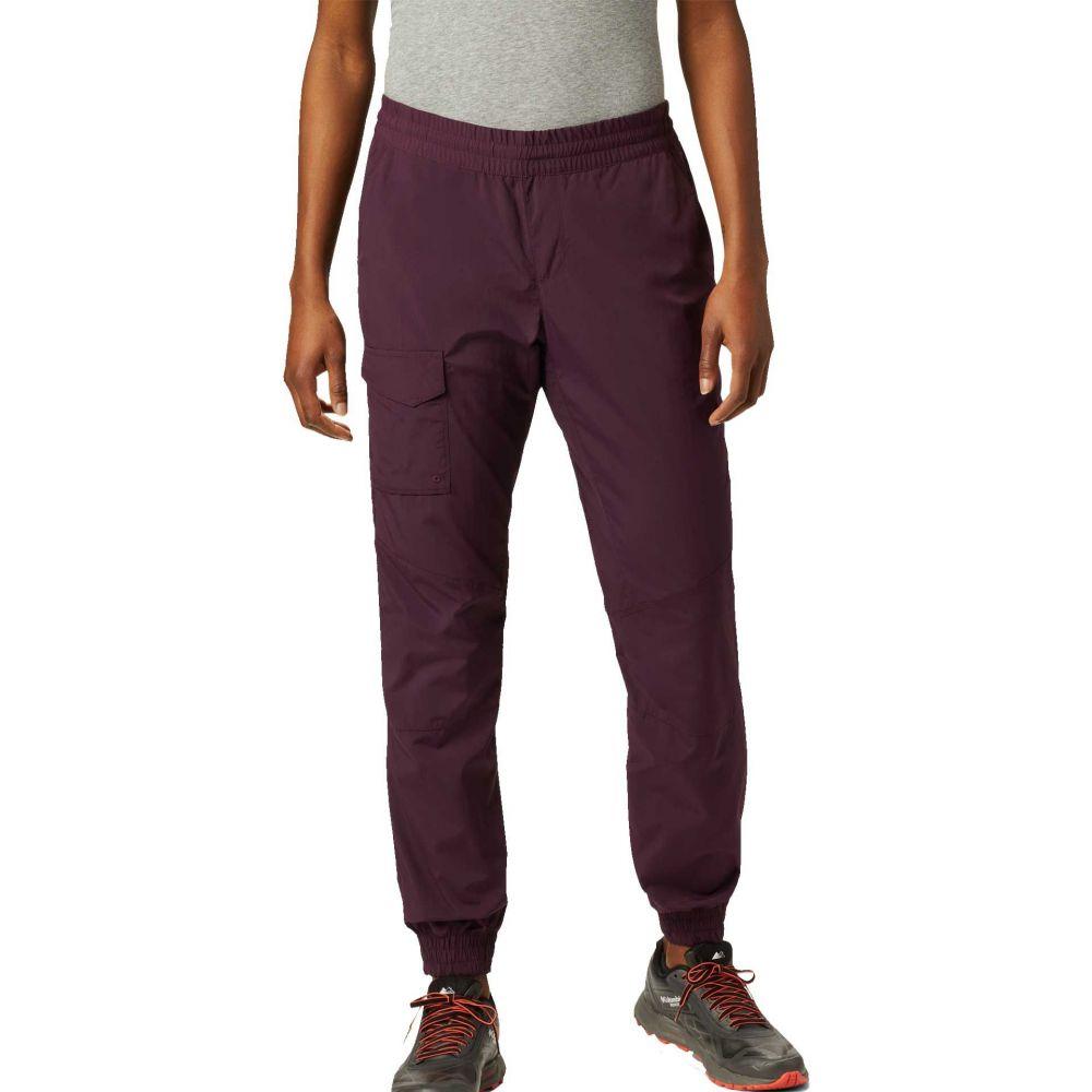 コロンビア Columbia レディース ボトムス・パンツ 【silver ridge 2.0 pull on pants】Black Cherry