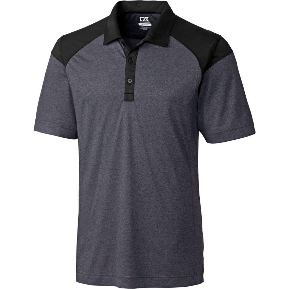 特価ブランド カッター&バック Colorblock Cutter & Buck メンズ Golf Chelan ゴルフ トップス【CB DryTec Chelan Colorblock Golf Polo】Charcoal Heather, ANTOM SIDE:19def43d --- enduro.pl