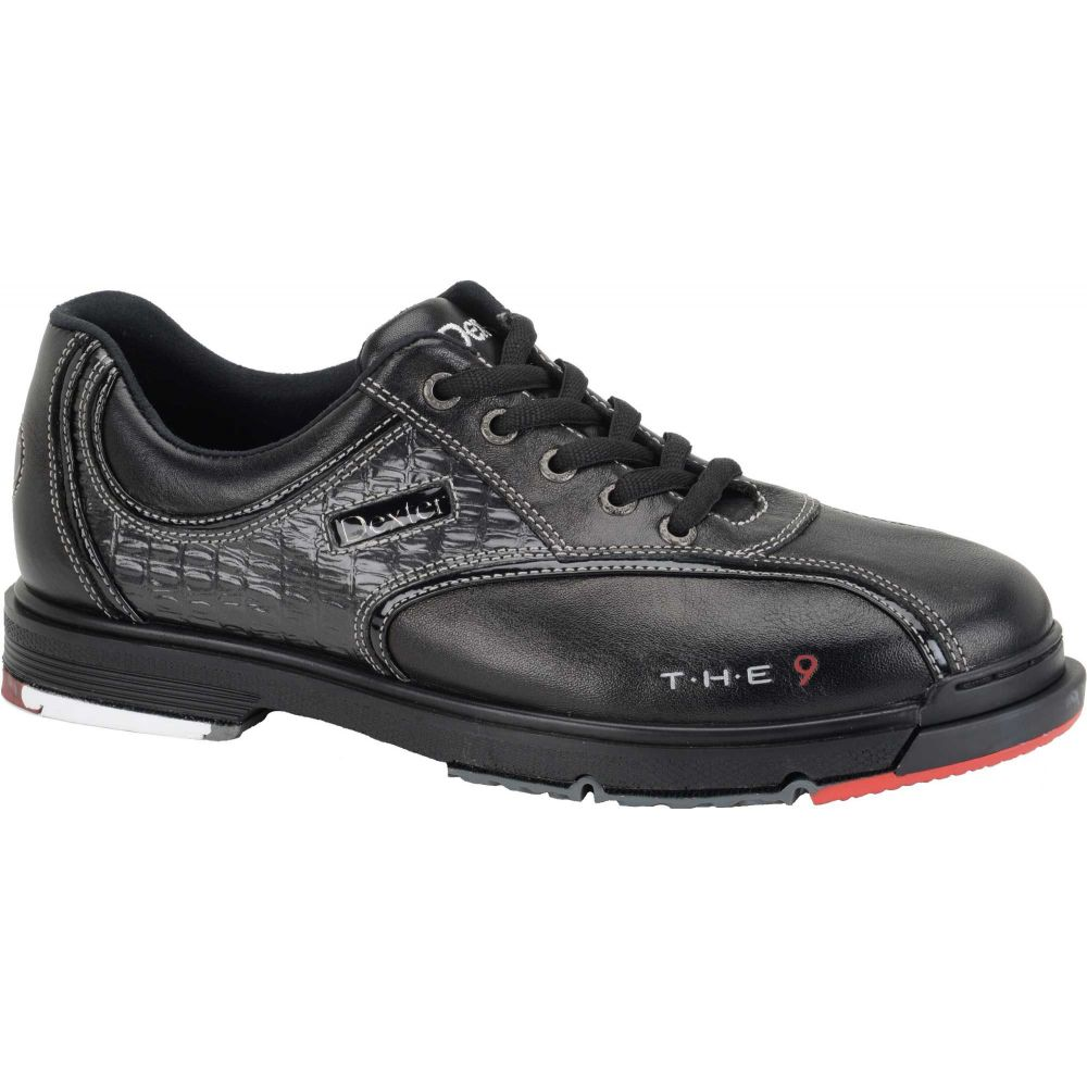 デクスター Dexter メンズ ボウリング シューズ・靴【T.H.E. 9 Bowling Shoes】Black
