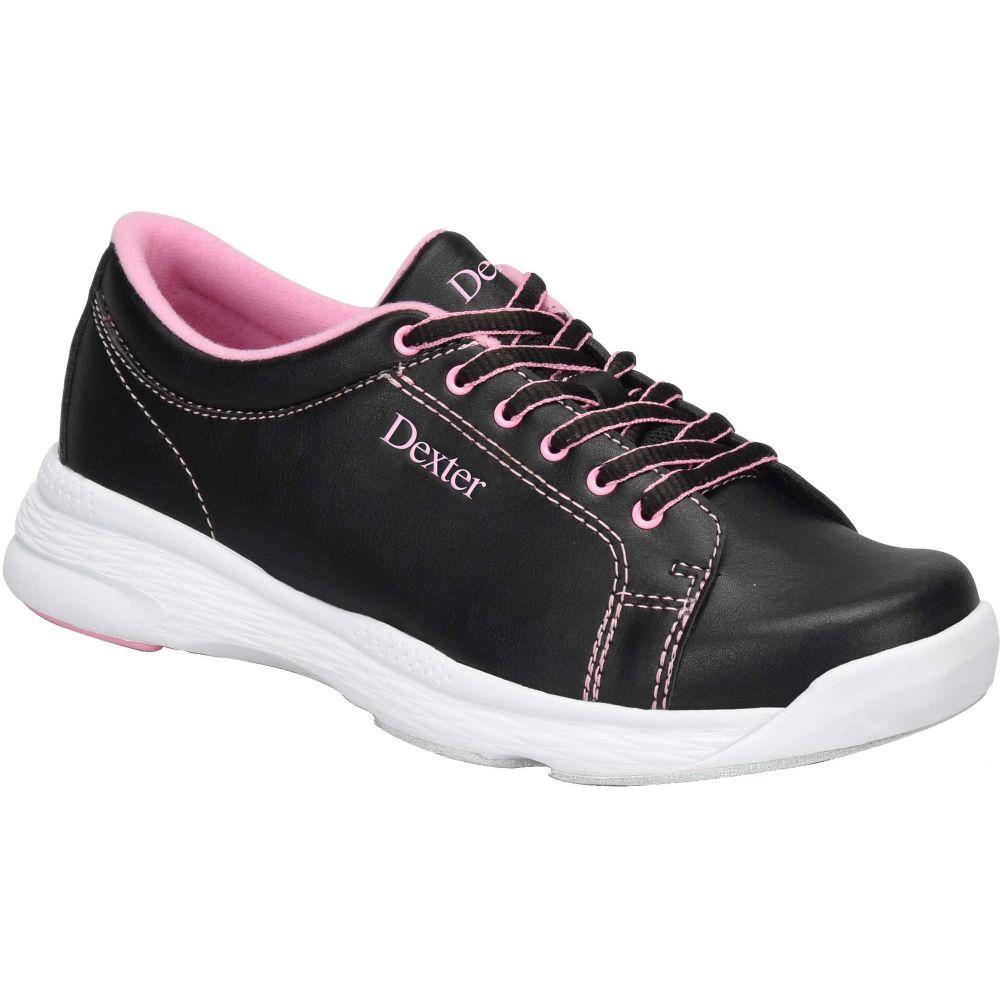デクスター Dexter レディース ボウリング シューズ・靴【raquel v bowling shoes】Black/Pink