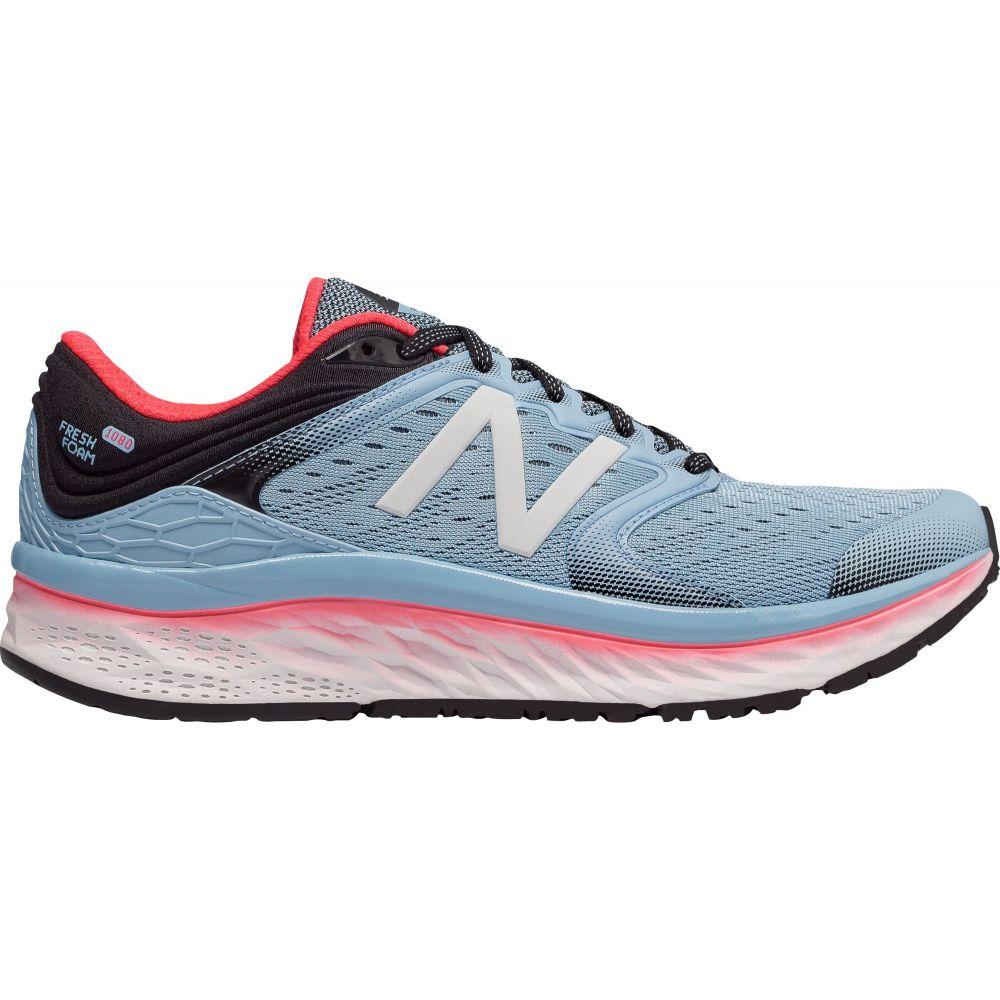 【高価値】 ニューバランス New Running Foam Balance レディース ランニング・ウォーキング シューズ・靴【Fresh 1080v8 Foam 1080v8 Running Shoes】Blue, 赤城村:80416e74 --- tringlobal.org