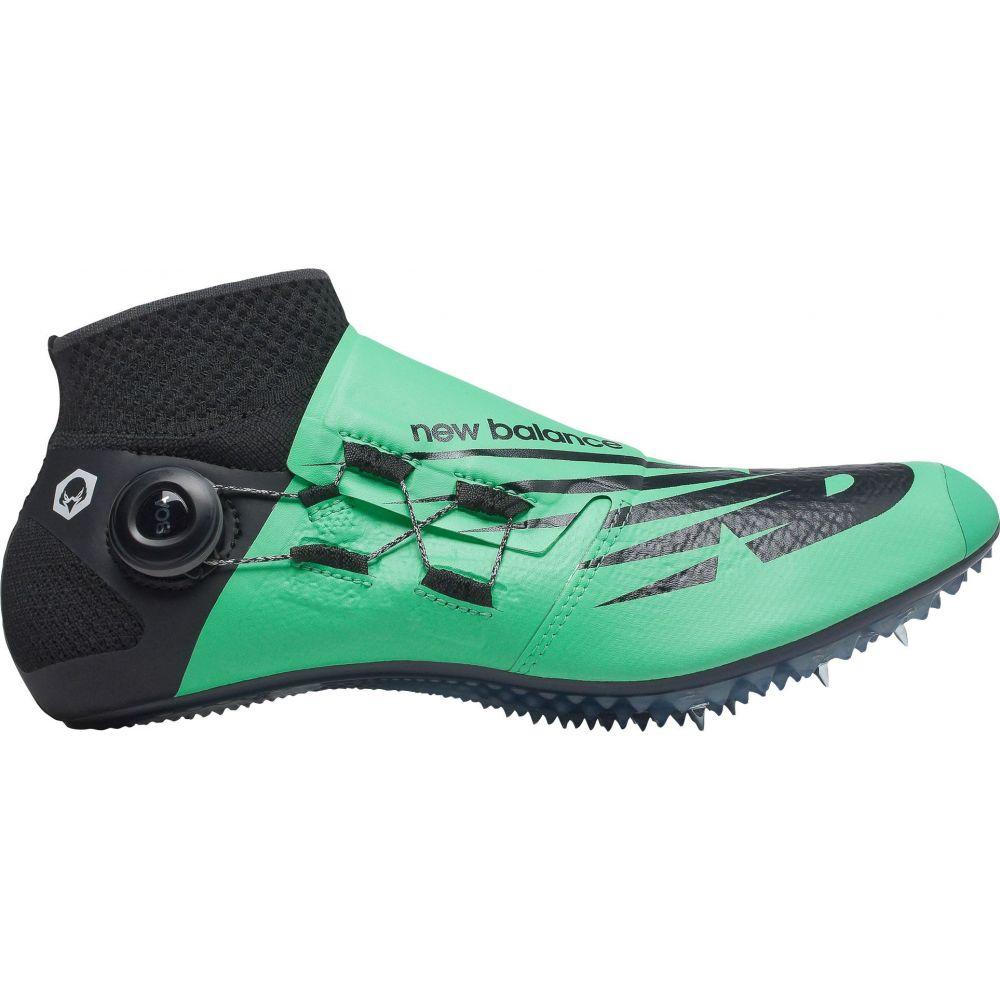 ニューバランス New Balance メンズ 陸上 シューズ・靴【Sigma Harmony Track and Field Shoes】Green/Black
