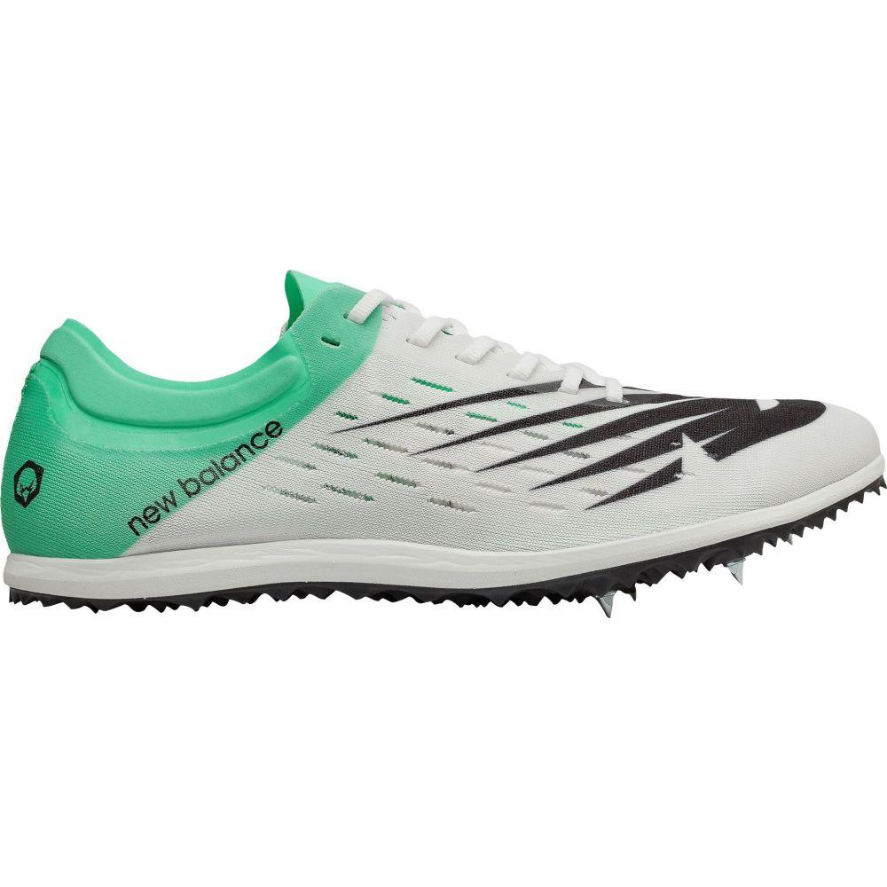 ニューバランス New Balance レディース 陸上 シューズ・靴【ld5k v6 track and field shoes】White/Green