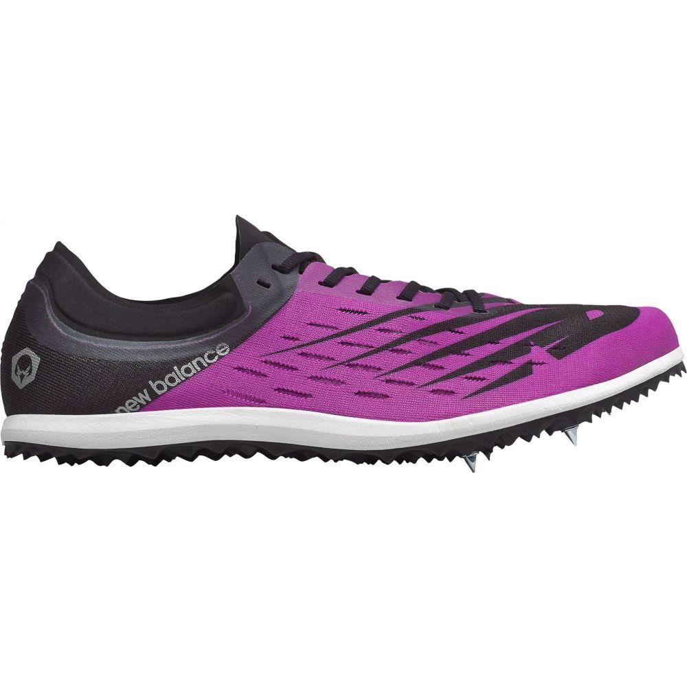 ニューバランス New Balance レディース 陸上 シューズ・靴【ld5k v6 track and field shoes】Purple/Black