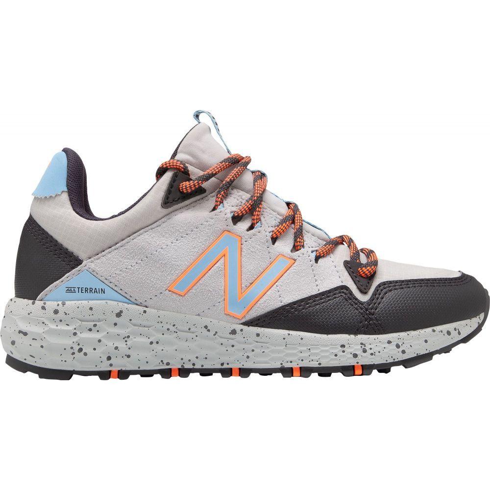 ニューバランス New Balance レディース ランニング・ウォーキング シューズ・靴【Crag V1 Fresh Foam Trail Running Shoes】Grey/Blue/Orange