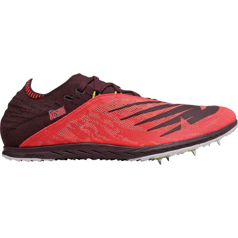 ニューバランス New Balance メンズ シューズ・靴【XC5K V5 Cross Country Shoes】Red/Maroon