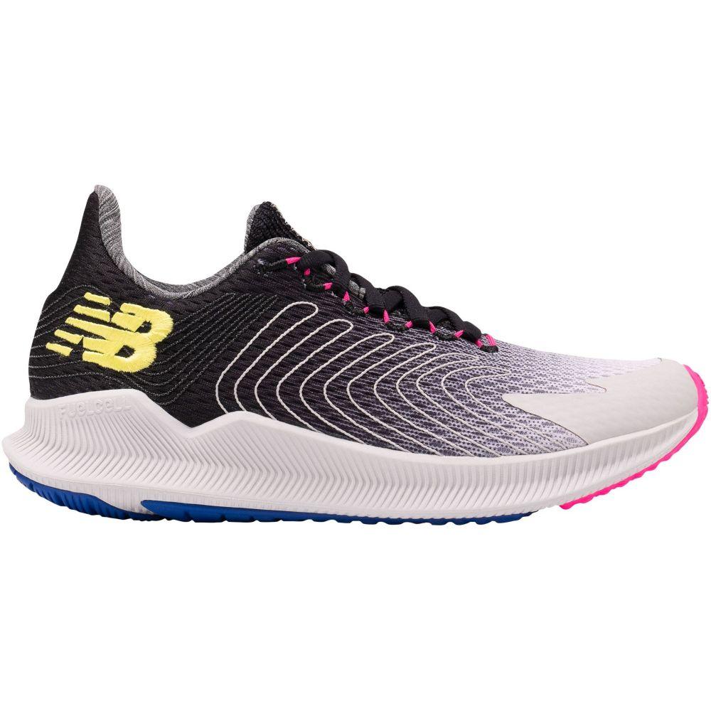 ニューバランス New Balance レディース ランニング・ウォーキング シューズ・靴【FuelCell Propel Running Shoes】White/Pink/Black