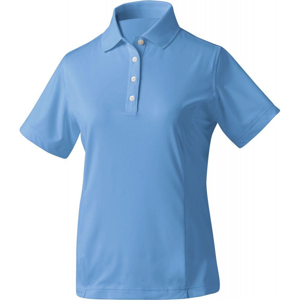 大特価!! フットジョイ Solid FootJoy Blue レディース ゴルフ トップス Interlock【ProDry Solid Interlock Golf Polo】Light Blue, 宝蔵株式会社:7bebb10f --- enduro.pl