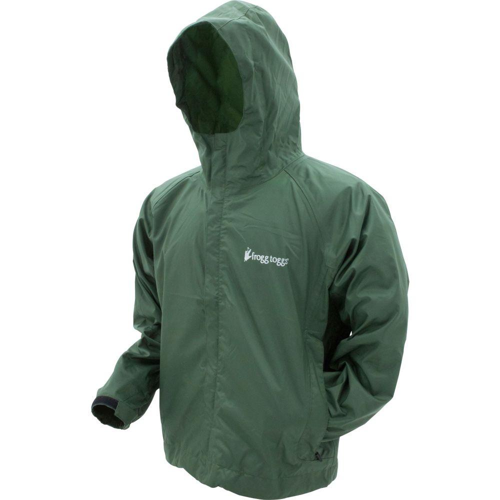 フロッグトッグス frogg toggs メンズ アウター ジャケット【StormWatch Jacket】Green