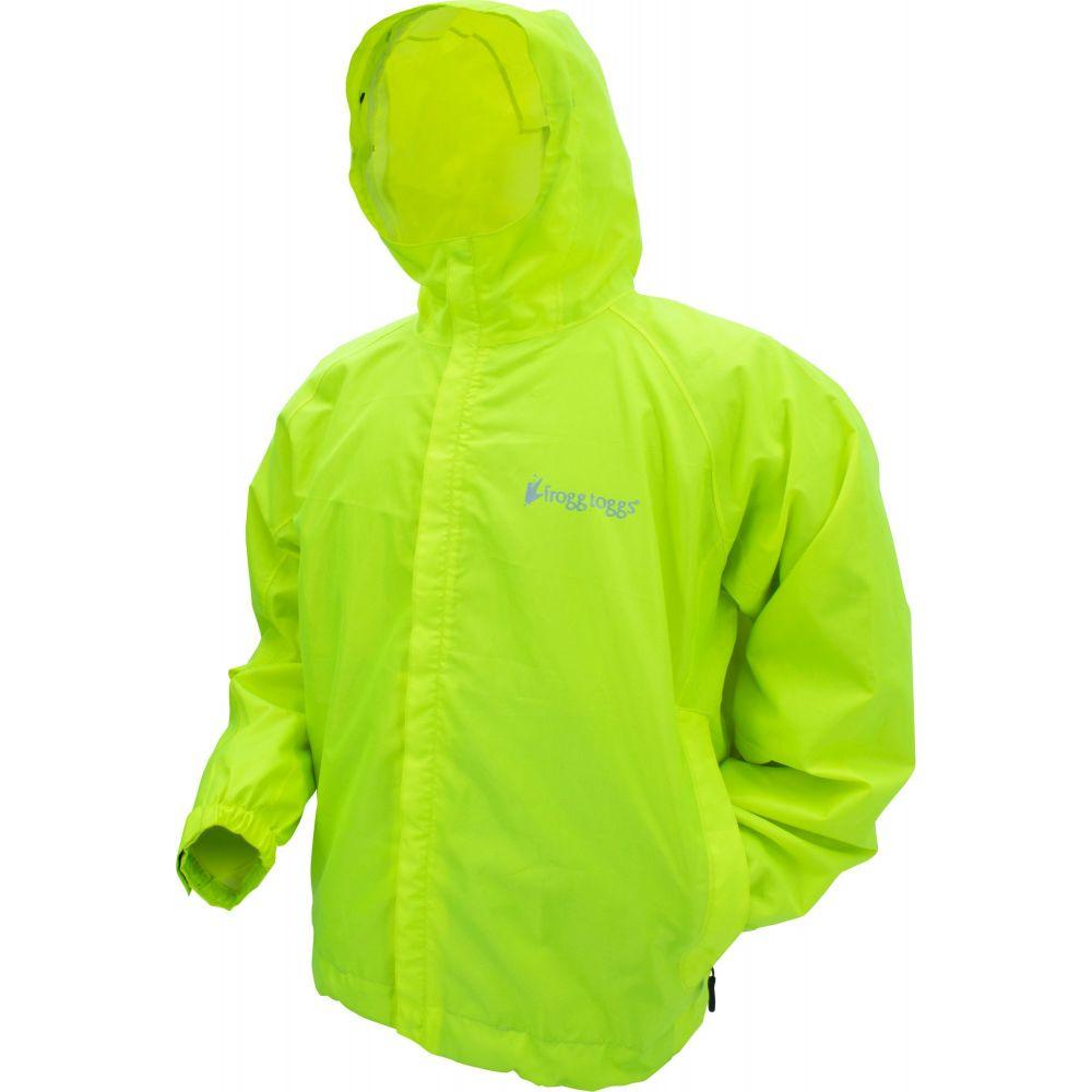 フロッグトッグス frogg toggs メンズ アウター ジャケット【StormWatch Jacket】Yellow
