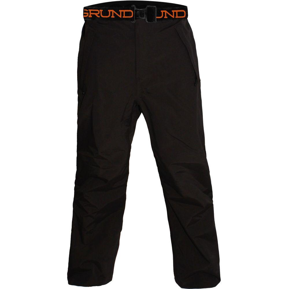 グルンデン Grundens USA メンズ ボトムス・パンツ 【grundens storm surge 2.5 pants】Black