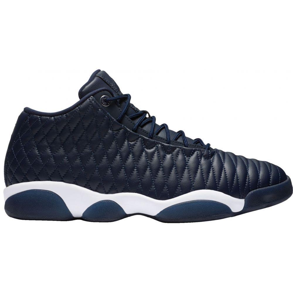 かわいい! ナイキ Shoes】Navy/White ジョーダン Low Jordan ナイキ メンズ バスケットボール シューズ・靴【Horizon Low Shoes】Navy/White, エリモ町:f88f8047 --- enduro.pl