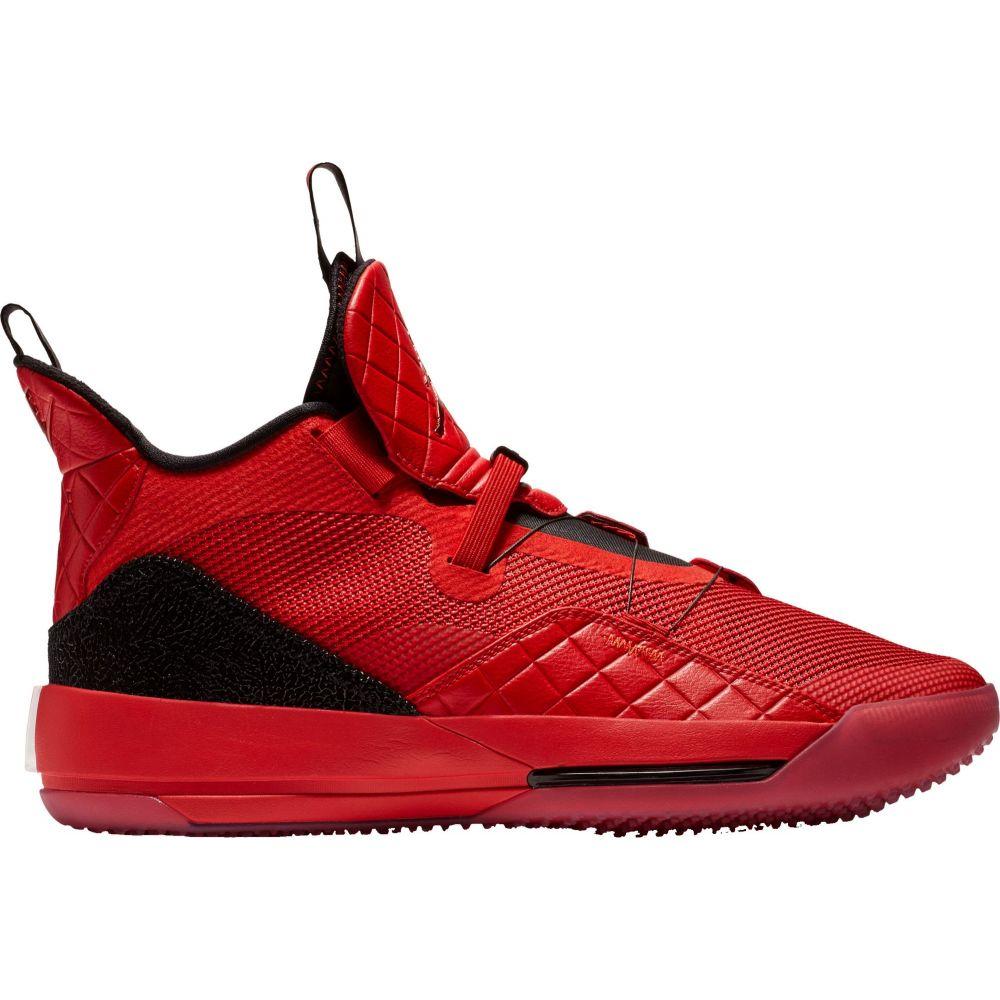 出産祝い ナイキ ジョーダン Air Jordan ナイキ メンズ バスケットボール Jordan シューズ・靴【Nike Air XXXIII Basketball Shoes】Red/Black, フェアリーチェPlus:e5cb2bde --- enduro.pl