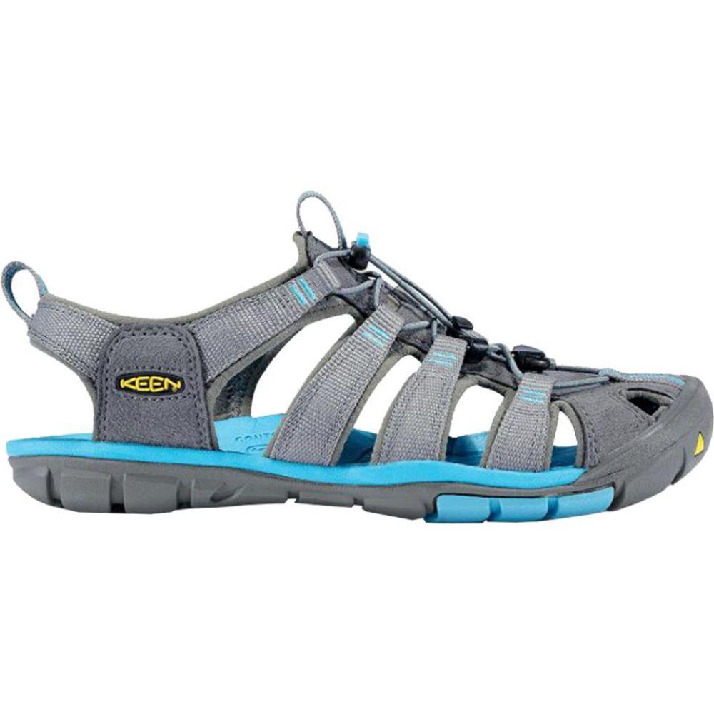 キーン Keen レディース サンダル・ミュール シューズ・靴【clearwater cnx sandals】Gargoyle