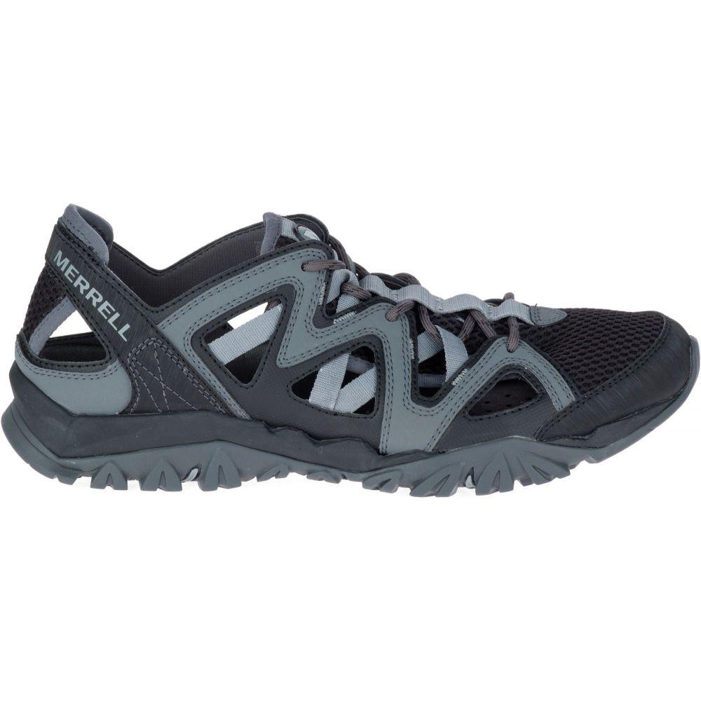 メレル Merrell メンズ ウォーターシューズ シューズ・靴【tetrex crest wrap water sandals】Black
