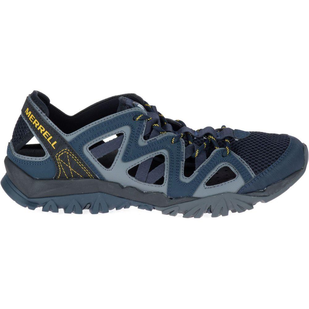 メレル Merrell メンズ ウォーターシューズ シューズ・靴【tetrex crest wrap water sandals】Navy