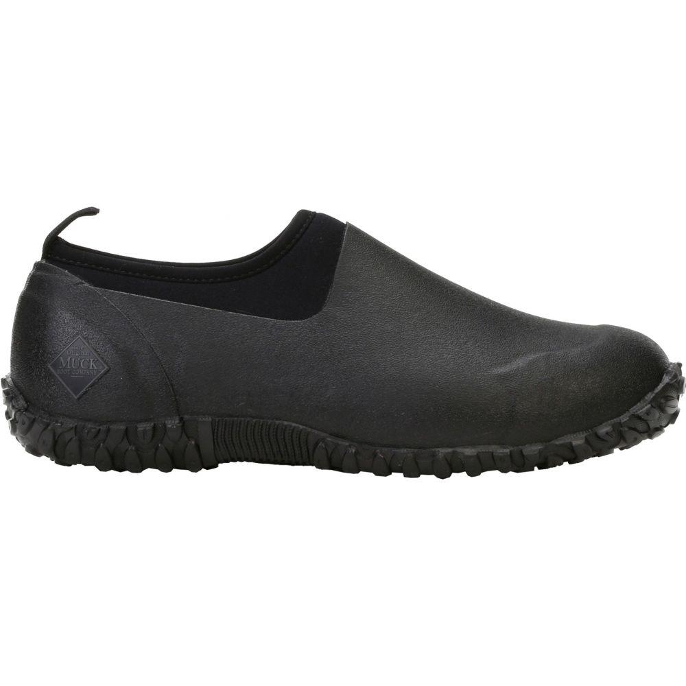 マックブーツ Muck Boots メンズ レインシューズ・長靴 シューズ・靴【muckster ii low rain boots】Black