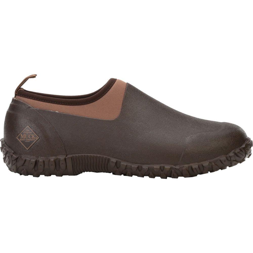 マックブーツ Muck Boots メンズ レインシューズ・長靴 シューズ・靴【muckster ii low rain boots】Bark