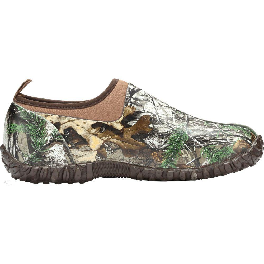 マックブーツ Muck Boots メンズ レインシューズ・長靴 シューズ・靴【muckster ii low rain boots】Realtree Xtra