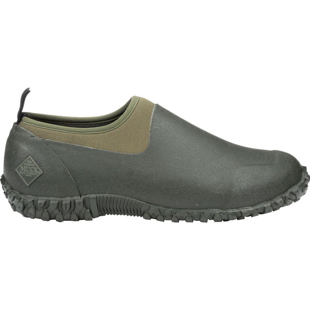 マックブーツ Muck Boots メンズ レインシューズ・長靴 シューズ・靴【muckster ii low rain boots】Moss