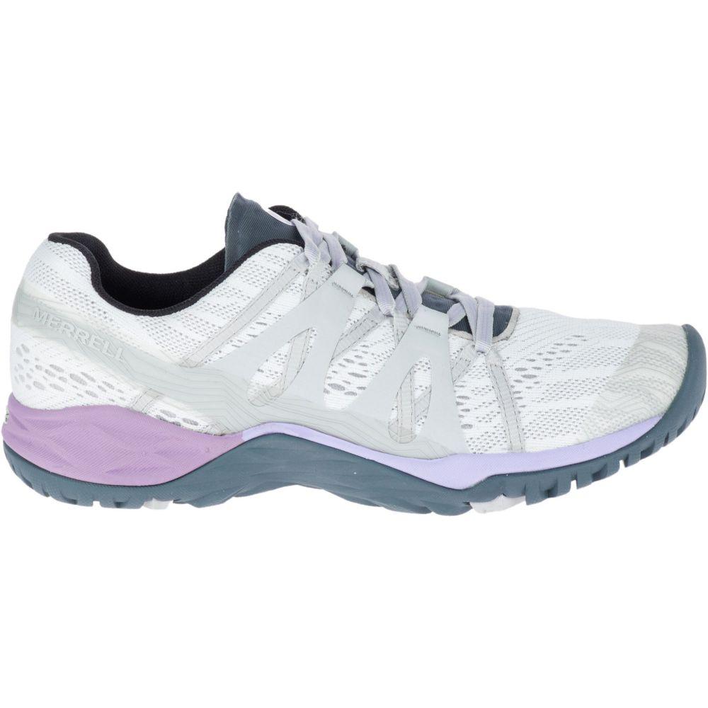 メレル Merrell レディース ハイキング・登山 シューズ・靴【siren hex q2 e-mesh hiking shoes】Vapor